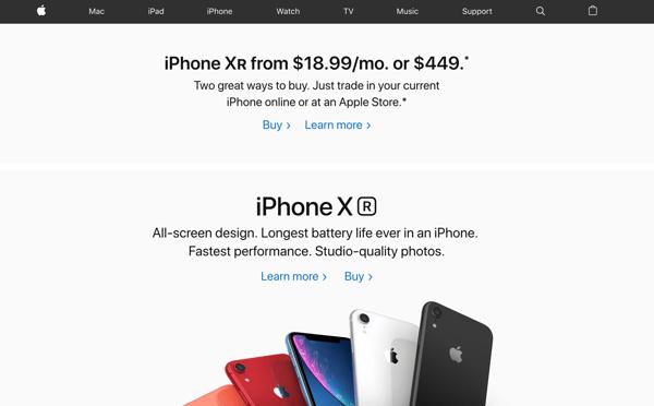AppleOne_website branding