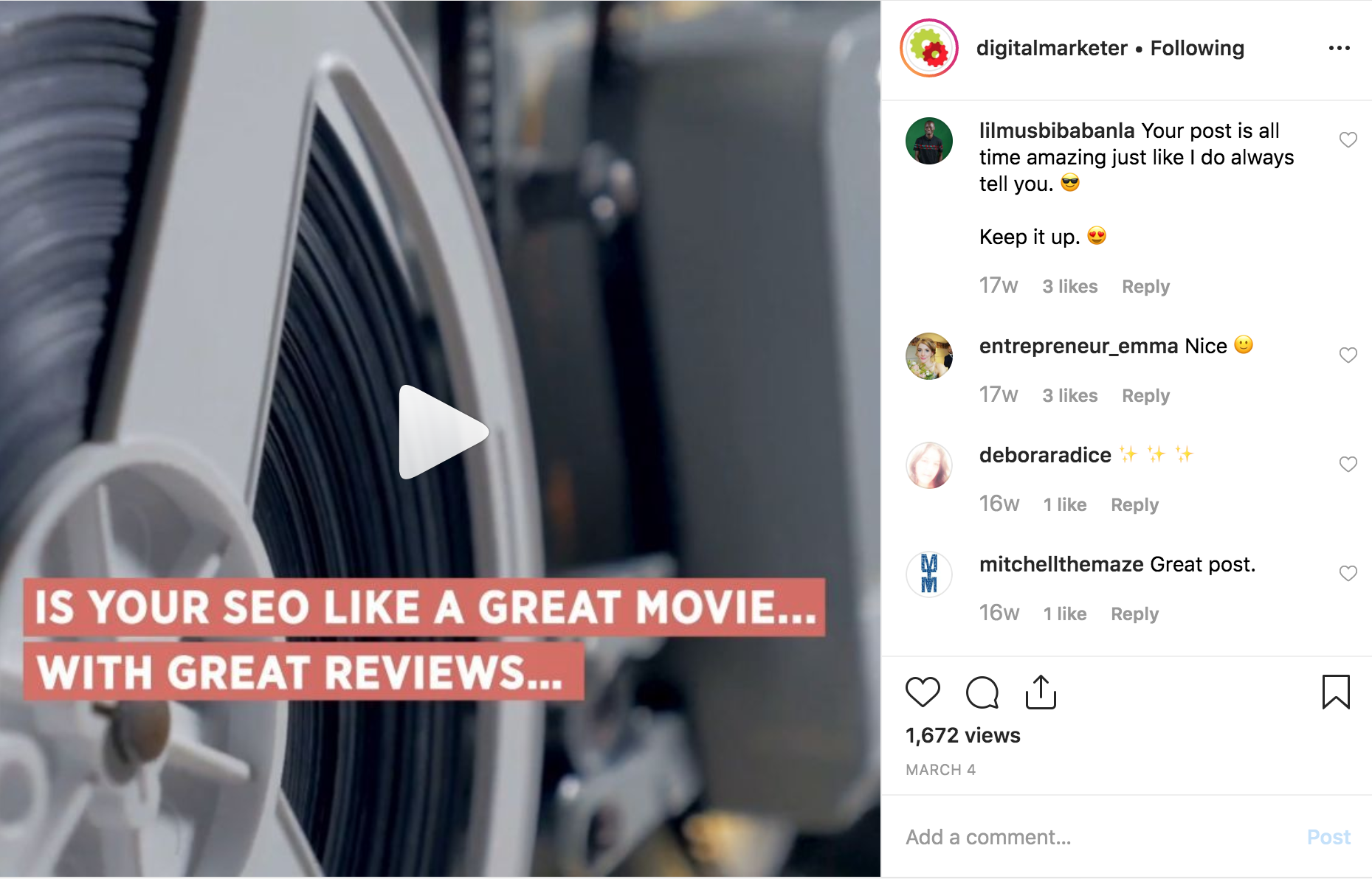 Repurposing Video Content For Instagram