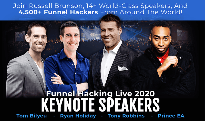 Funnel Hacking Live