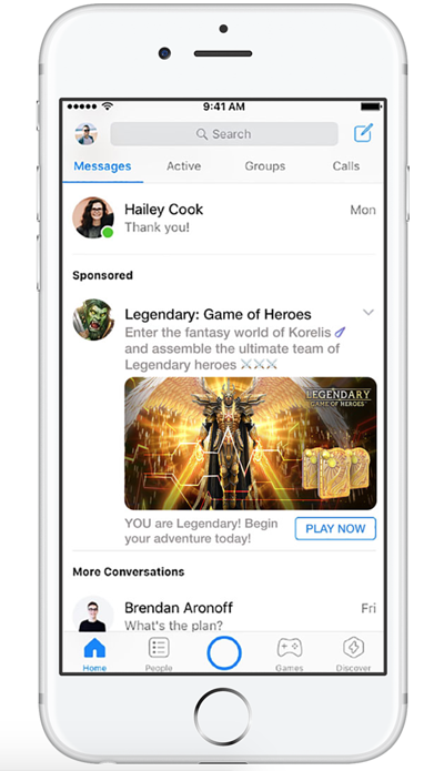 Facebook-Sponsored