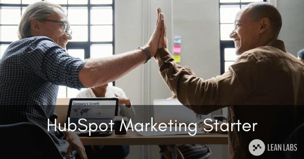 Marketing-Starter-HubSpot
