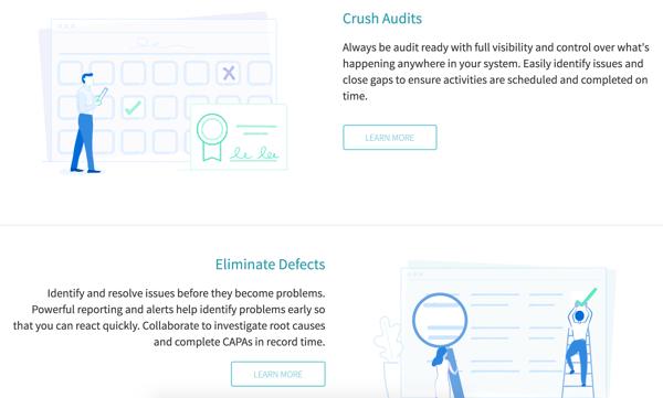 Qualio_branding and website design