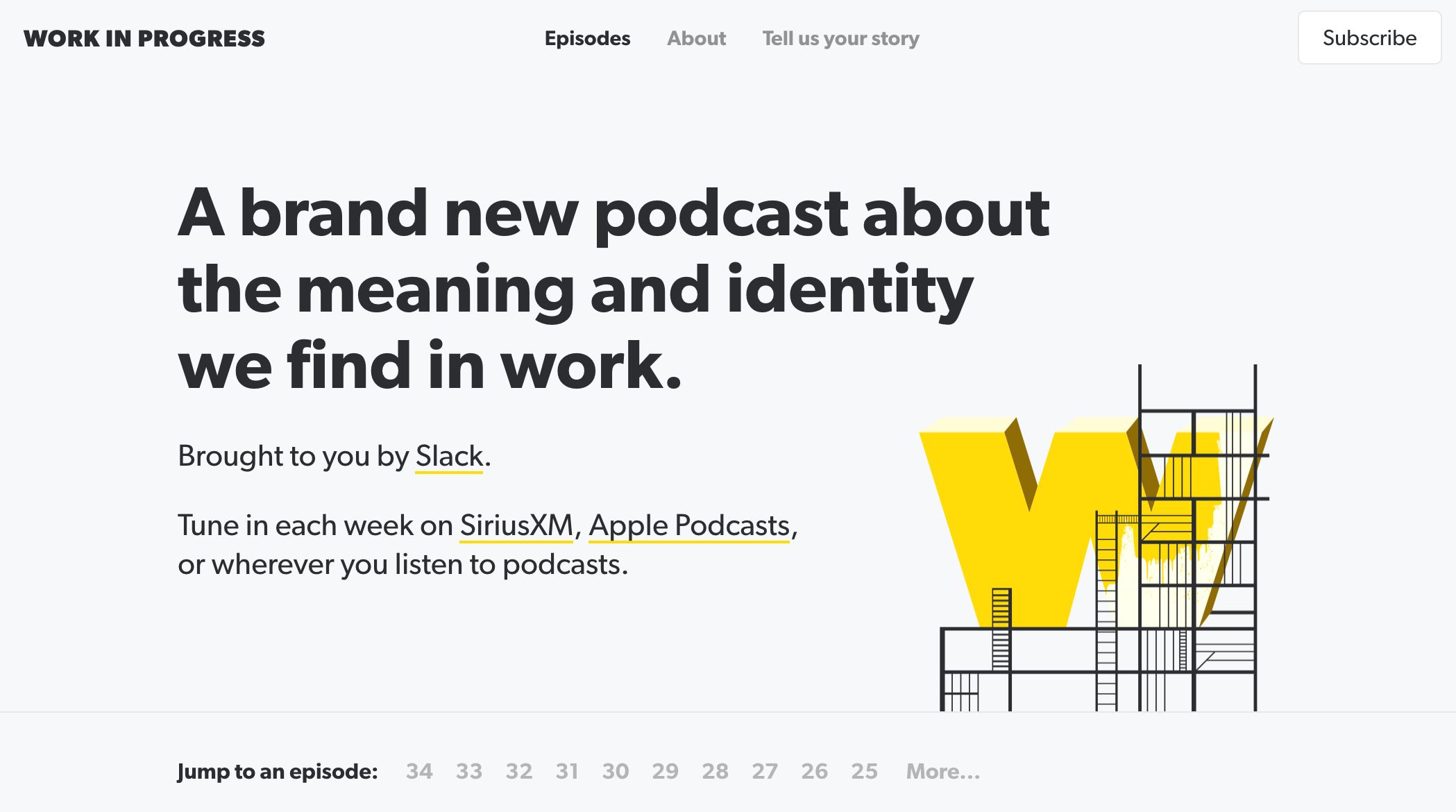 SlackWorkInProgressPodcast