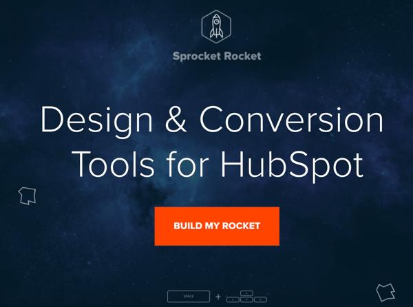 SprocketRocket_branding and website design