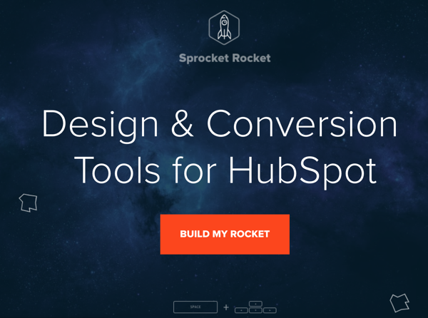 SprocketRocket_branding and website design