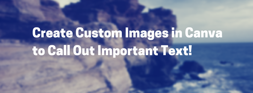Creating Custom Images