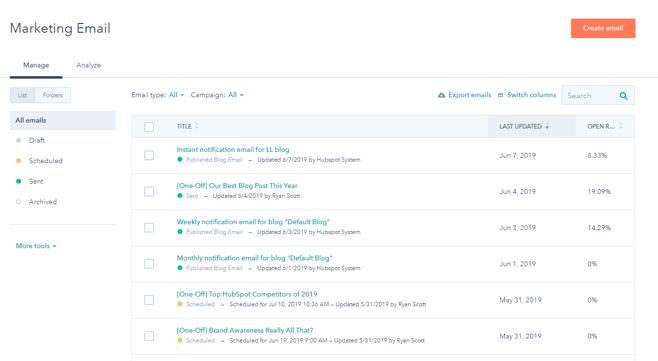 HubSpot-Platform-Email