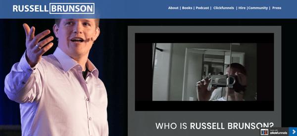 Lean-Inbound-Russell-Brunson