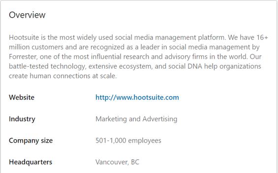 LinkedIn-Business-Hootsuite