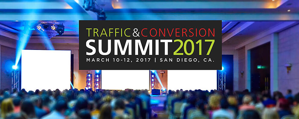 TRAFFIC AND CONVERSION SUMMIT 2017