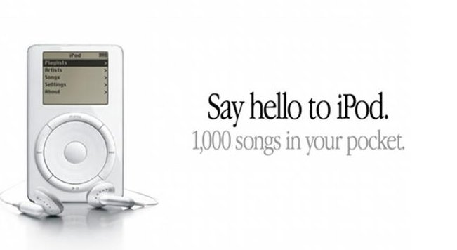 1,000 Songs In Your Pocket