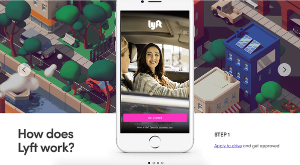 Awesome Trial Landing Page Example
