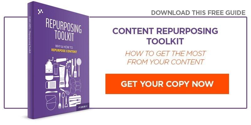 Content Repurposing Toolkit