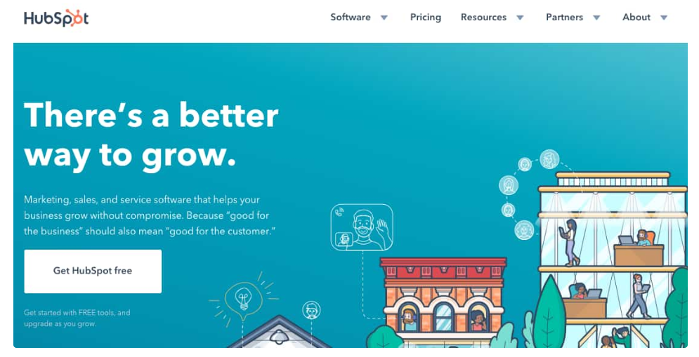 Homepage-Elements-HubSpot