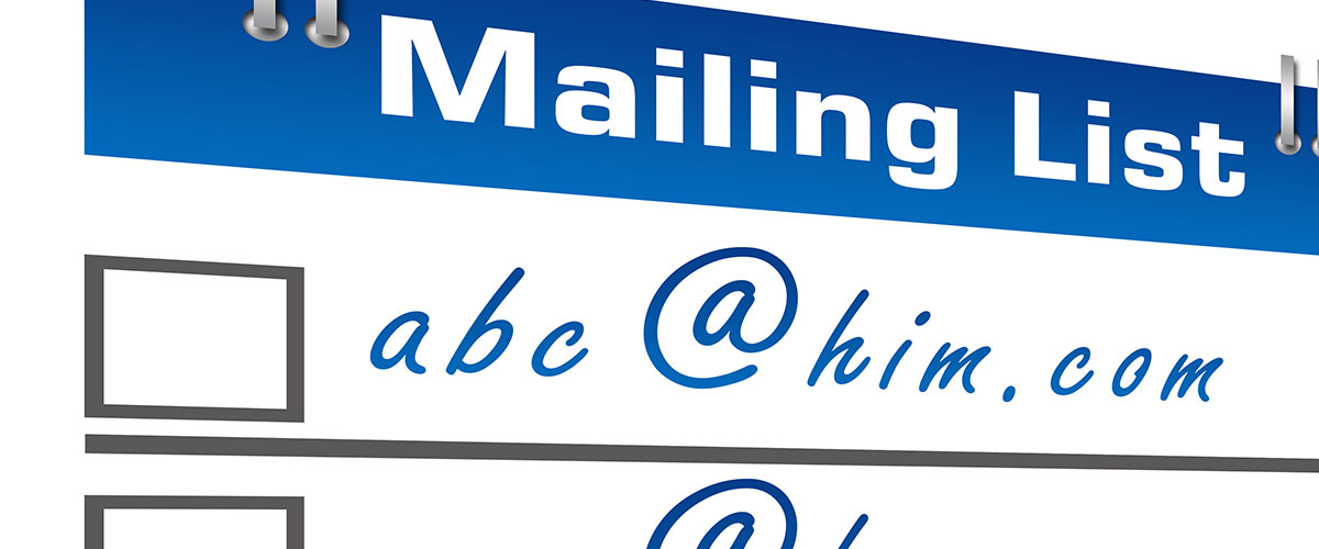 Mailing List Management