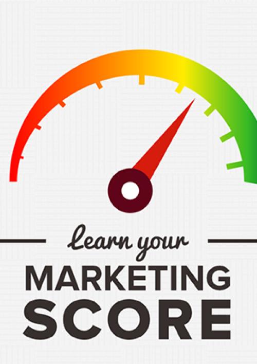 Learn Your Marketing Score