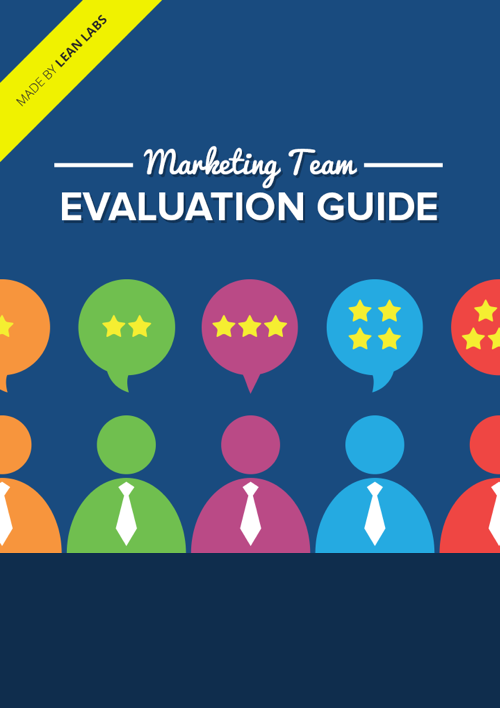 Marketing Team Evaluation Guide
