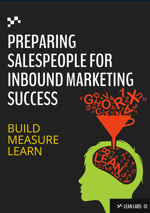 preparing salespeople for inbound marketing
