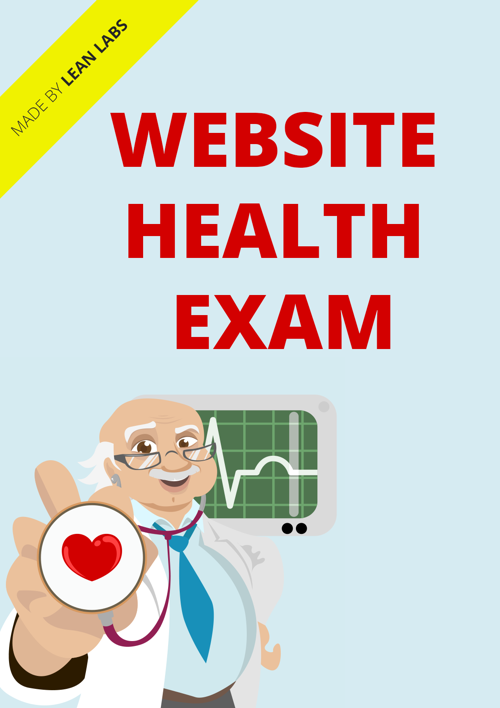 Website Health Exam